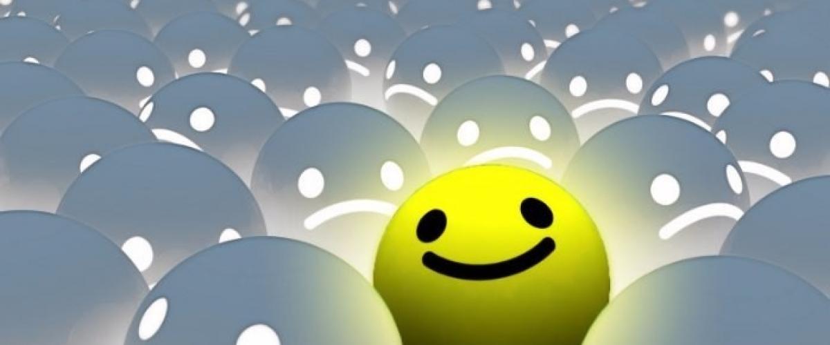 positive attitude matters