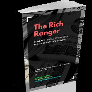 rich ranger ashish janiani